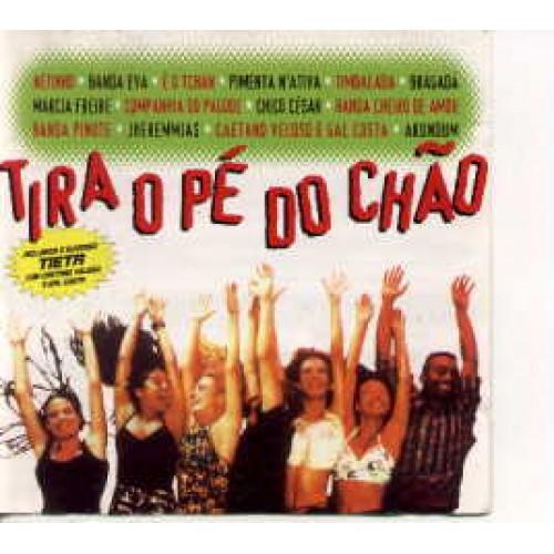 TIRA O PE DO CHAO - USED CD