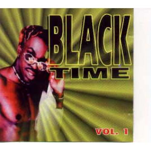 BLACK TIME VOL 1 - USED CD