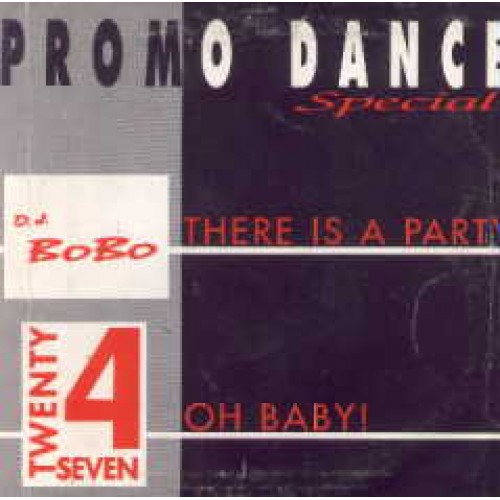 THERE IS A PARTY / OH BABY - CD SINGLE