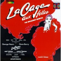 LA CAGE AUX FOLLES THE BROADWAY MUSICAL (1983 ORIGINAL BROADWAY CAST)