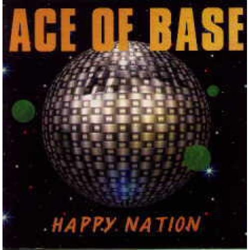 HAPPY NATION THE ALBUM - LP