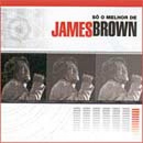 SO O MELHOR DE JAMES BROWN - CD NEW