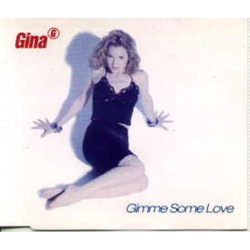 GIMME SOME LOVE - CD SINGLE