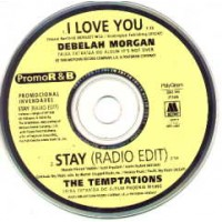 I LOVE YOU / STAY (RADIO EDIT)
