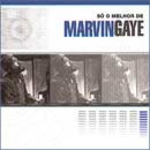 SO O MELHOR DE MARVIN GAYE - CD NEW