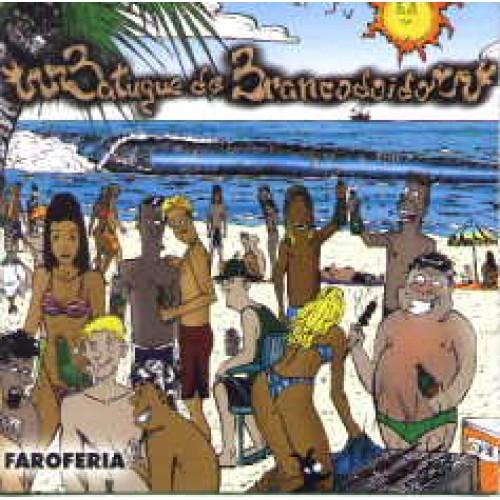 BATUQUE DE BRANCODOIDO - USED CD