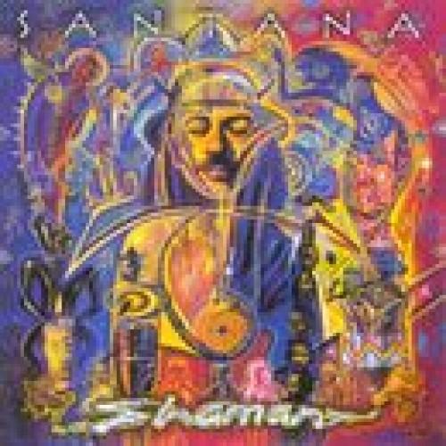 SHAMAN - CD NEW