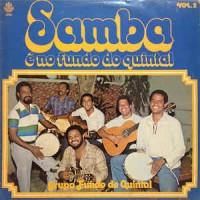 Samba É No Fundo De Quintal Vol 2