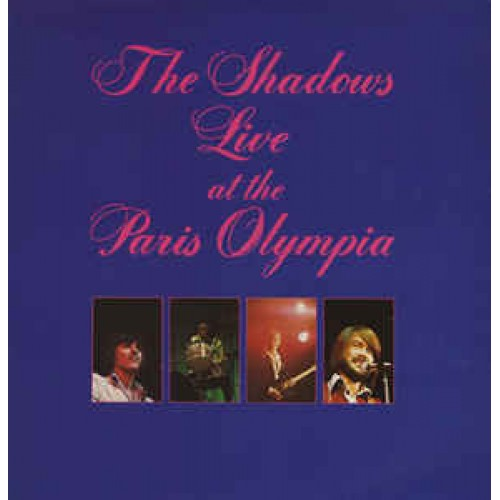 Live At The Paris Olympia - LP