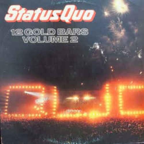 12 Gold Bars Volume II - LP