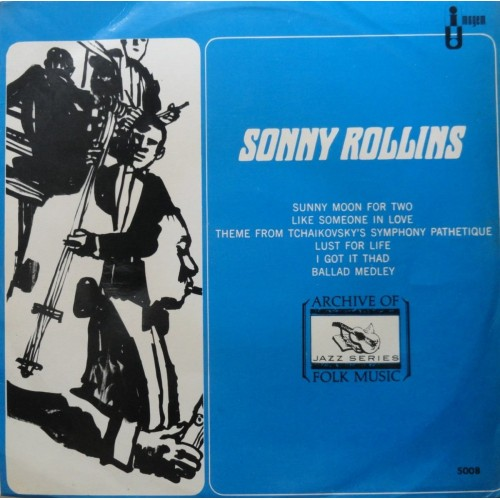 Sonny Rollins 1956 - LP