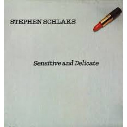 SENSITIVE AND DELICATE - LP