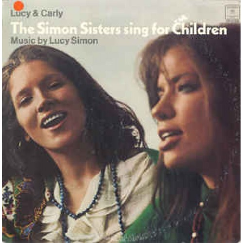 The Simon Sisters Sing For Children - LP