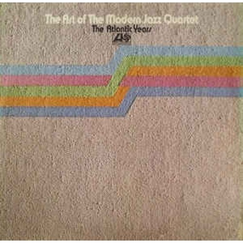 The Art Of The Modern Jazz Quartet - The Atlantic Years - LPX2