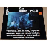 The Blues ‎– The Piano Vol 2