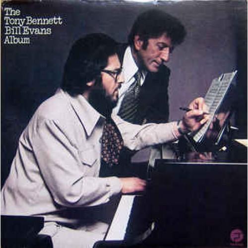 The Tony Bennett Bill Evans Album - LP