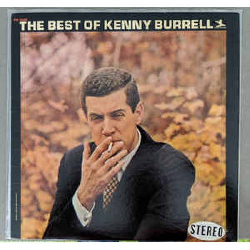 The Best Of Kenny Burrell - LP