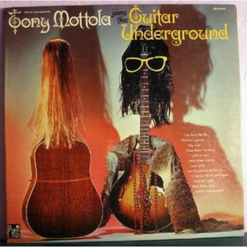Joins The Guitar Underground - LP