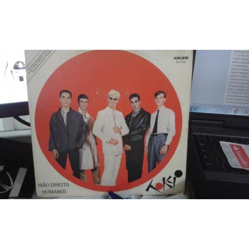 MAO DIREITA / HUMANOS - LP 7 INCH