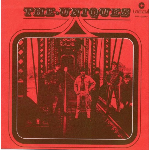 The Uniques - 1967 - LP